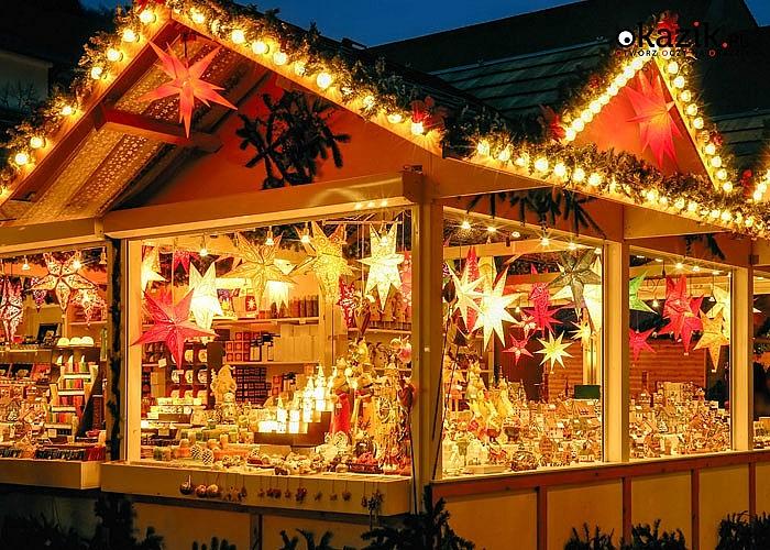 Wpraw się w świąteczny klimat podczas Jarmarku Bożonarodzeniowego w Ołomuńcu. Przejazd, zwiedzanie i opieka w pakiecie.