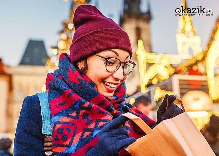 Czeka na Ciebie niezapomniana wycieczka z udziałem w Jarmarku świątecznym w Pradze