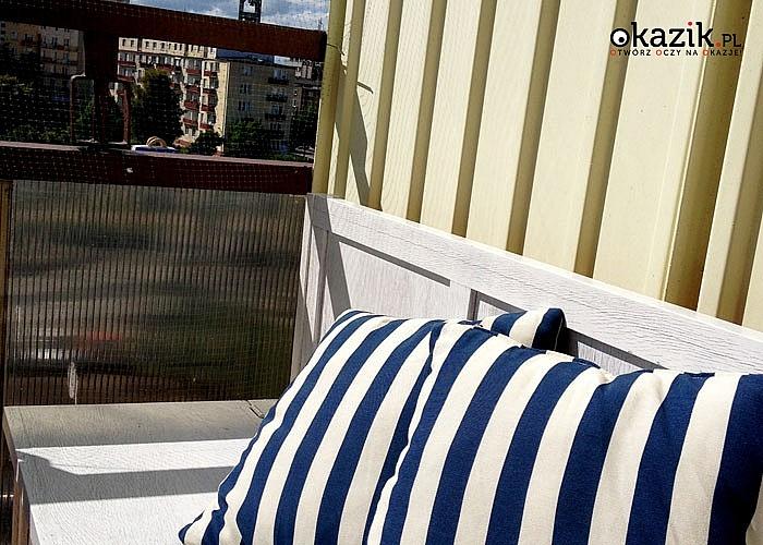 Komfortowy apartament w centrum Gdyni! Il Capitano wita na pokładzie!