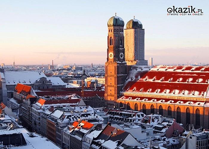 Czeka na Ciebie niezapomniany klimat jarmarku świątecznego w Monachium!Przejazd, zwiedzanie i opieka w pakiecie.