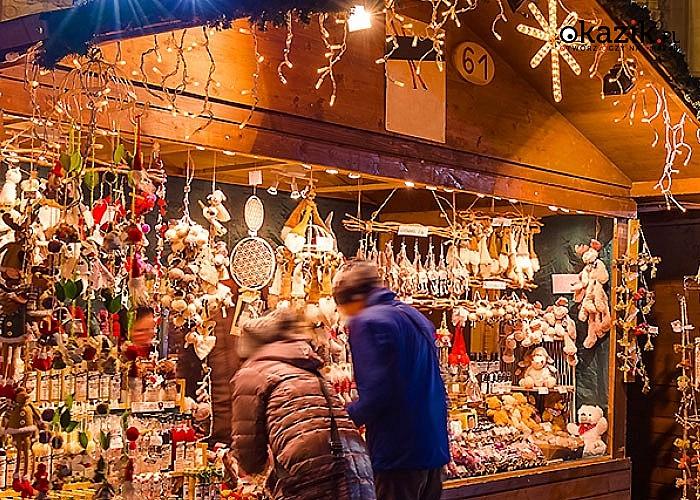 Jarmark Bożonarodzeniowy Wiedeń Express .Niesamowity i wyjątkowy nastrój świąt Bożego Narodzenia