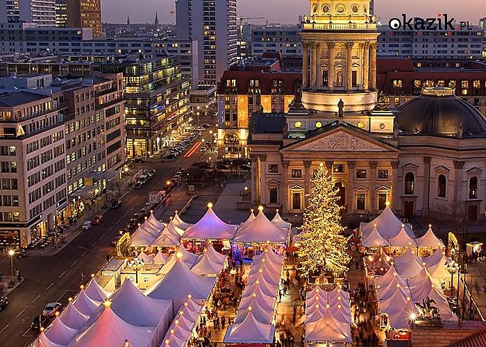 Jarmark Bożonarodzeniowy w Berlinie! Przejazd, zwiedzanie i opieka w pakiecie.