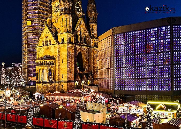 Jarmark Bożonarodzeniowy Berlin i Tropical Island z noclegiem w Hotelu Ibis Budget BB. Przejazd, zwiedzanie i opieka.