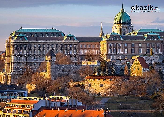 Wycieczka autokarowa z noclegiem. Świąteczny Budapeszt zaprasza. Przejazd, zwiedzanie i opieka w pakiecie.
