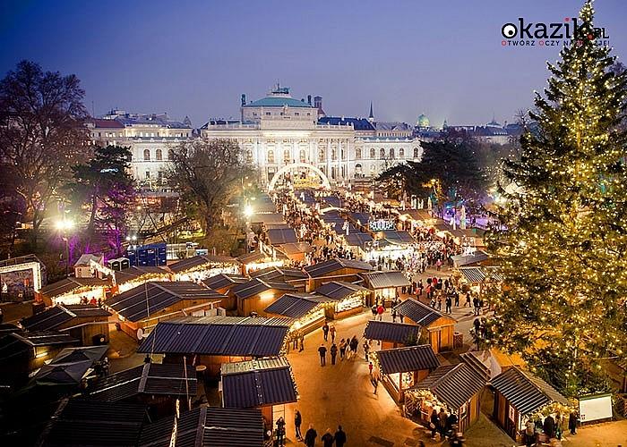 Jarmark Bożonarodzeniowy Wiedeń z noclegiem w Czechach ! Transport autokarem! Śniadanie! Opieka pilota!