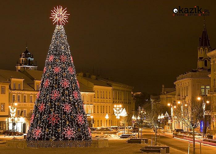 Niesamowity sylwester w Wilnie. Przejazd, zwiedzanie i opieka w pakiecie.
