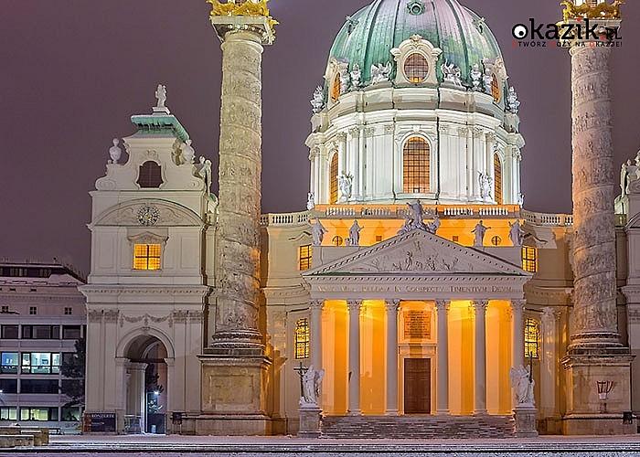 Niezapomniany sylwester w Wiedniu. Przejazd, zwiedzanie i opieka w pakiecie.