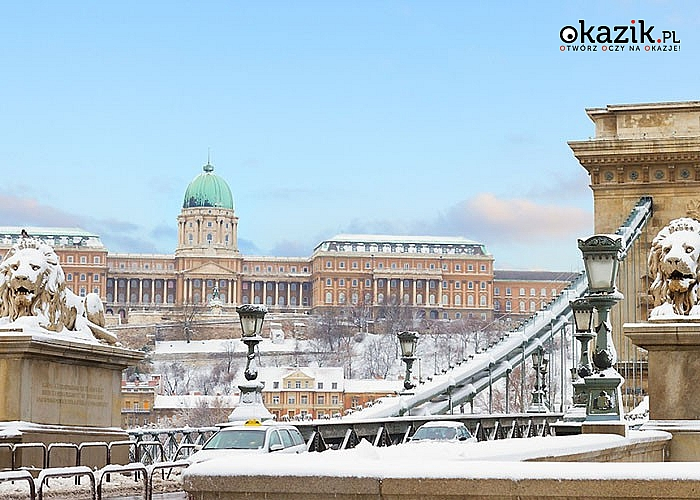 Zabawa Sylwestrowa w Stolicy Węgier! Przywitaj Nowy Rok na ulicach fascynującego Budapesztu!