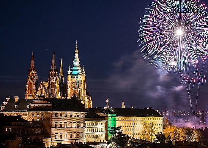 Przywitaj Nowy Rok w niezwykłej atmosferze w stolicy Czech. Przejazd, zwiedzanie i opieka w pakiecie.