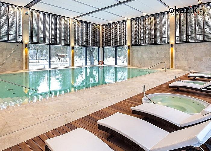 Eva Park Life&Spa! Konstancin-Jeziorna! Pobyty z wyżywieniem! Wyjątkowe miejsce stworzone do wypoczynku!