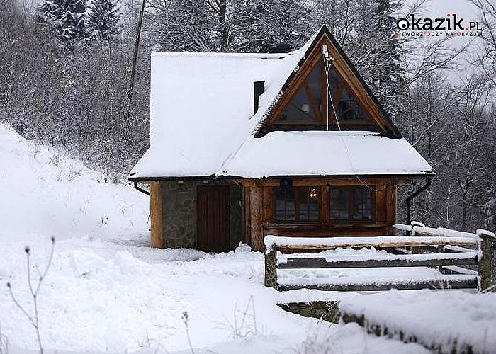 Domek w górach! Chatka Rogasiowa! Spokojne miejsce z dala od smogu i hałasu!
