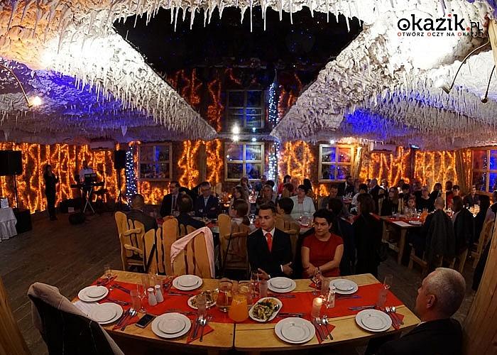 Pakiet Świąteczny w Dworku Tucholskim! W cenie noclegi, kolacja Wigilijna oraz wieczór filmowy przy kominku