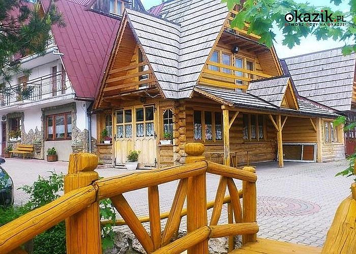Gorący weekend z balem andrzejkowym z DW Harnaś w Bystryku koło Zakopanego