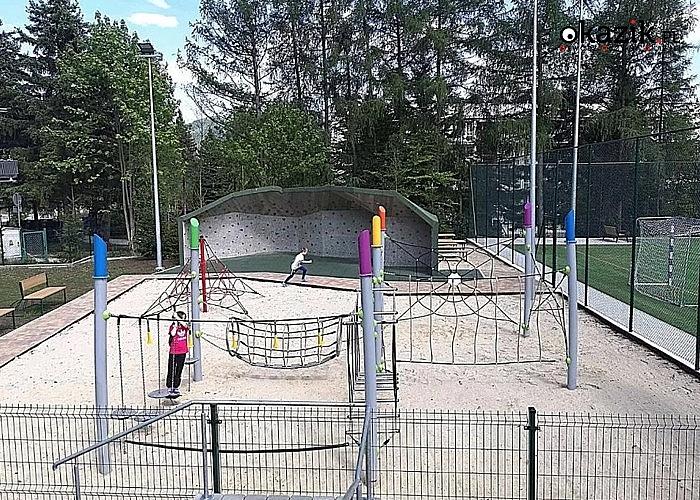 Ośrodek RyterSKI położony jest w Rytrze, w Popradzkim Parku Krajobrazowym to miejsce wytchnienia od codzienności