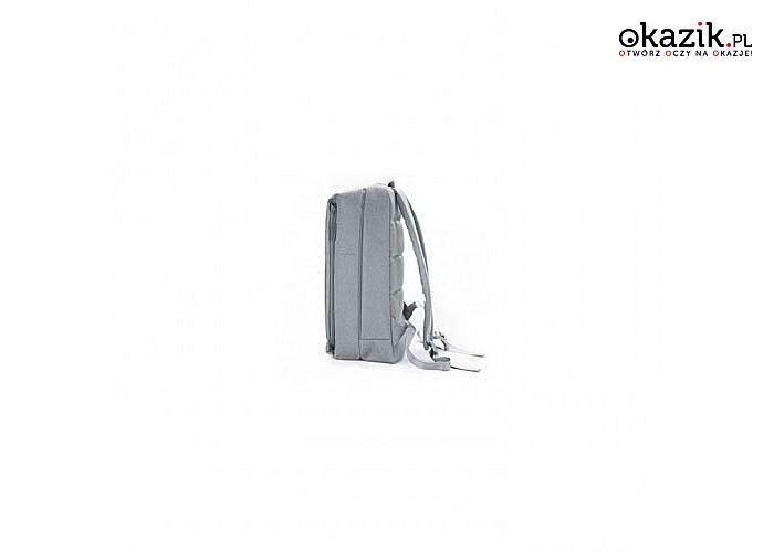 Mi City Backpack. Miejski plecak od XIAOMI dostępny w dwóch kolorach.
