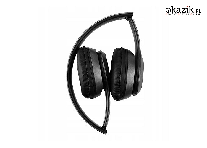 Bezprzewodowe słuchawki sportowe! Idealne do biegania lub siłownię!