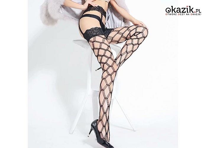 Seksowne pończochy to niebanalny dodatek do erotycznej bielizny