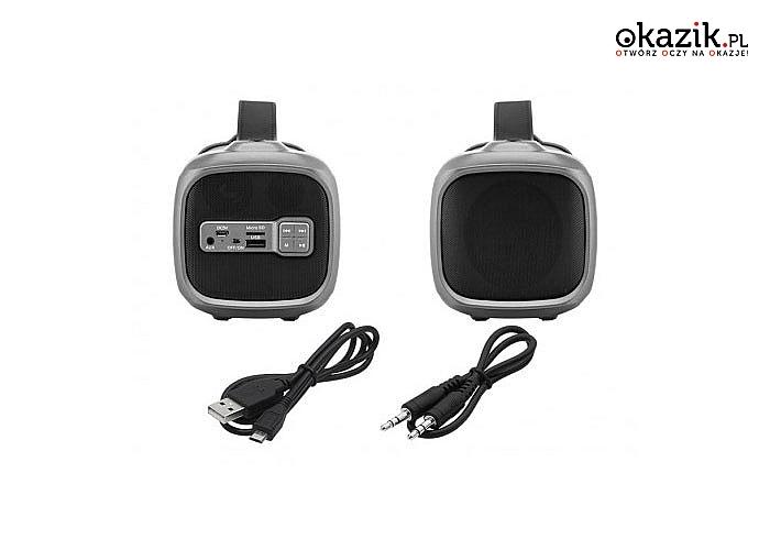 Bezprzewodowy głośnik z wbudowanym Bluetooth i radiem! 5 modeli do wyboru