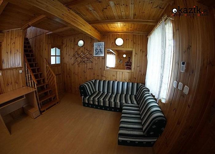 Zrelaksuj się w Borach Tucholskich! Komfortowe pobyty w Domku Myśliwskim w Zblewie!