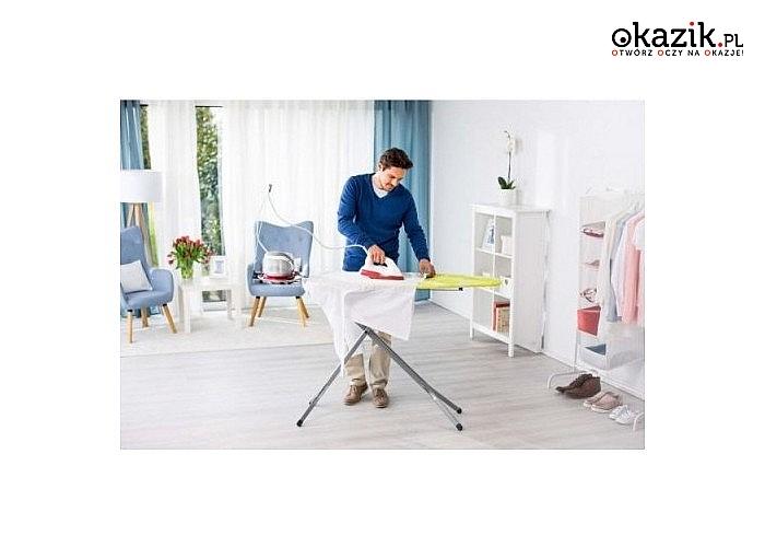 Nowatorskie deski do prasowania Vileda! Dwa modele do wyboru! Efektywne i komfortowe prasowanie!