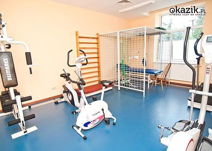 Turnus rehabilitacyjny w pensjonacie Soplicowo! Wczasy zdrowotne w Krynicy z wyżywieniem, opieką lekarza, zabiegami!