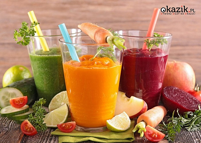 Przyjedź do RyterSKI i skorzystaj z wczasów oczyszczających z dietą owocowo – warzywną. Zadbaj o swoje zdrowie!