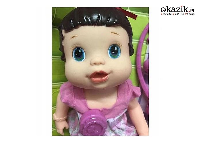 Twoja córeczka marzy, aby zaopiekować się dzidziusiem? Od dzisiaj może mieć własne niemowlę w postaci słodkiej lalki !!!
