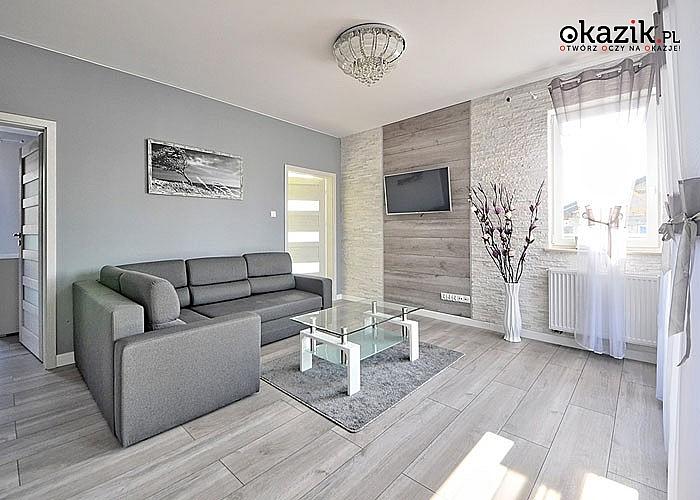 Eleganckie apartamenty Sady Nałęczowskie w uroczym Uzdrowisku Nałęczów! Całoroczne pobyty dla każdego!