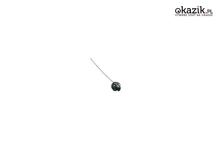 Miniaturowy i stabilny podsłuch kwarcowy GM 20mm zasilany bateryjnie