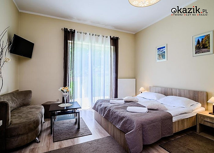 Zostaw na kilka dni codzienne obowiązki, zabierz rodzinę i ruszaj w Pieniny! Spędź Boże Ciało w Hotelu Smile