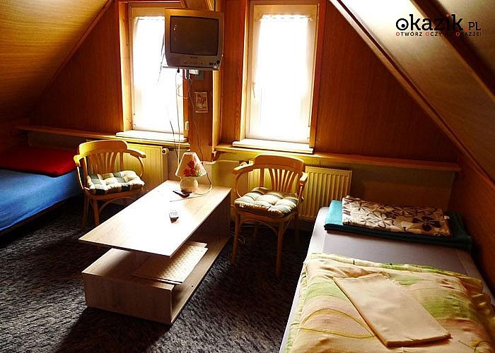 U podnóża Karkonoszy! Ośrodek Wczasowy Poznanianka w Przesiece! Komfortowe pokoje z łazienkami i TV!