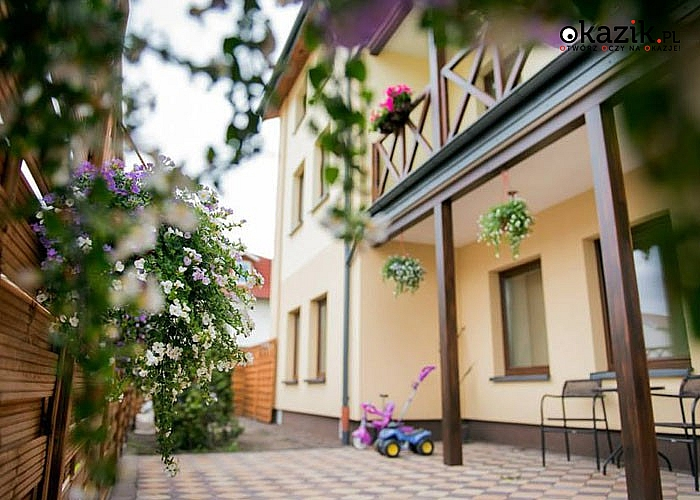 Zabierz ukochaną osobę na romantyczne SPA dla dwojga w Villi Andalucia Spa & Leisure w Ciechocinku.