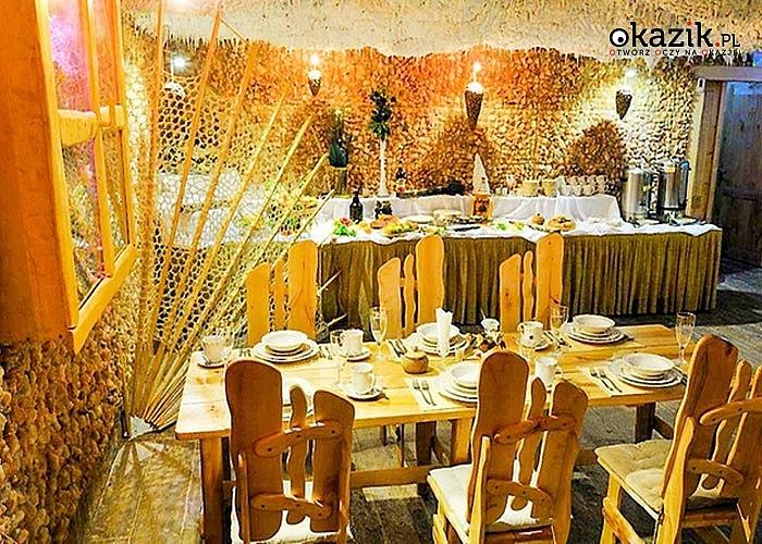 Pobyt w Dworku Tucholskim! Komfortowe pobyty ze śniadaniami przez cały rok!