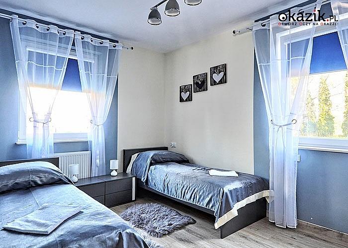 Rodzinny pobyt w komfortowych apartamentach w Nałęczowie.