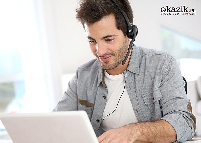 Ucz się angielskiego z 2learn gdziekolwiek jesteś, całkowicie bez stresu. Przez internet, efektywnie i komfortowo