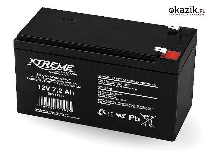Akumulator żelowy niezawodność zasilania większości systemów podtrzymywania napięcia czy systemów zasilania awaryjnego