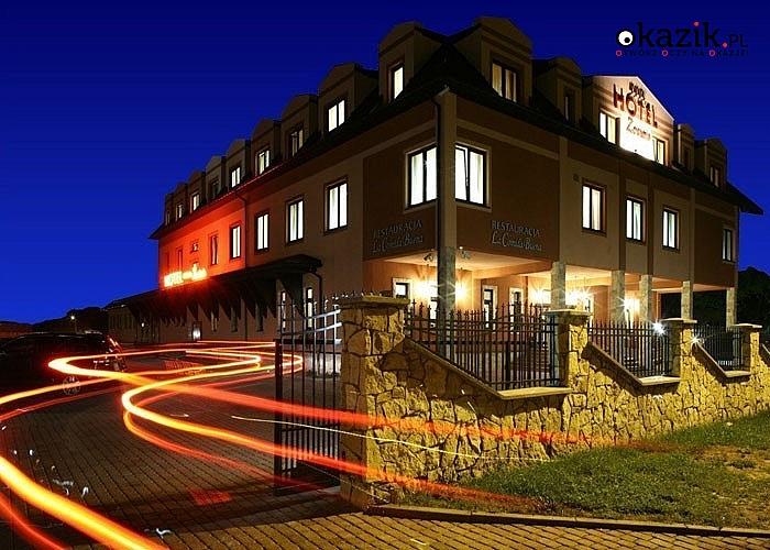 Niezwykły krajobraz i ekskluzywny hotel Zawiercie Business & Leisure**** na Jurze Krakowsko-Częstochowskiej