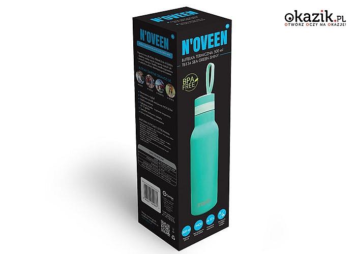 Pozostań nawodniony przez cały dzień – butelka termiczna shiny to idealny towarzysz na każde wyjście