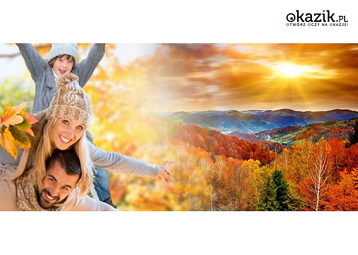 WEEKEND LISTOPADOWY + KASZTELANKA w Pensjonacie Fenix w SZCZYRKU. Wyżywienie, a 11 listopada uroczysta biesiada!