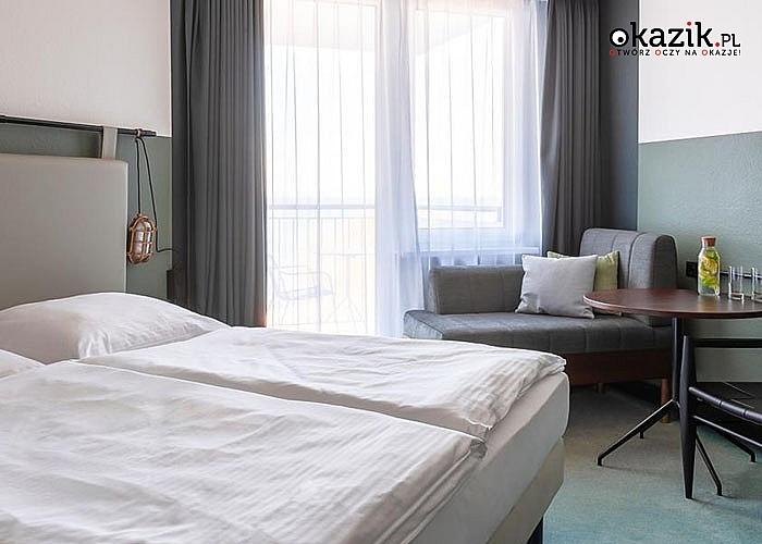 Vienna House Amber Baltic w Międzyzdrojach – hotel tuż przy plaży
