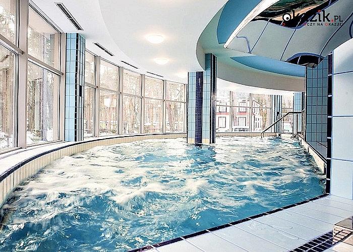 Hotel Grand Kapitan w Ustroniu Morskim to wymarzone miejsce na urlop