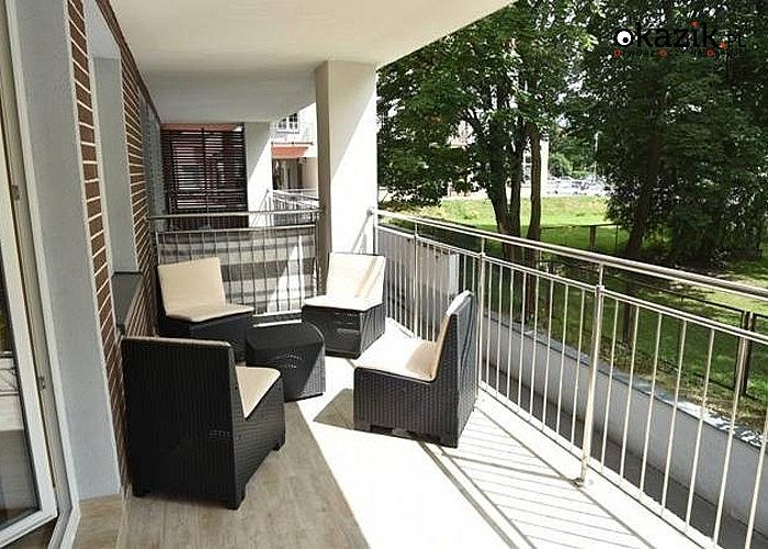 Malownicze tereny, piękne widoki, cisza, czyste powietrze idealne warunki na urlop apartament Agata w Giżycku zaprasza