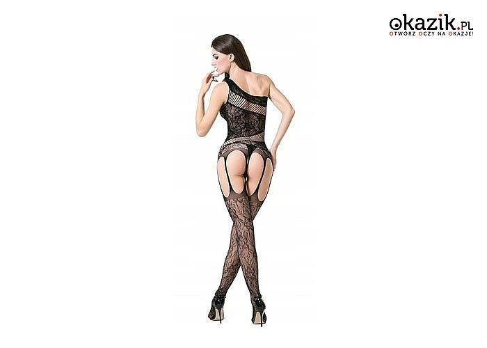 Sexy bodystocking - najbardziej uwodzicielska bielizna erotyczna