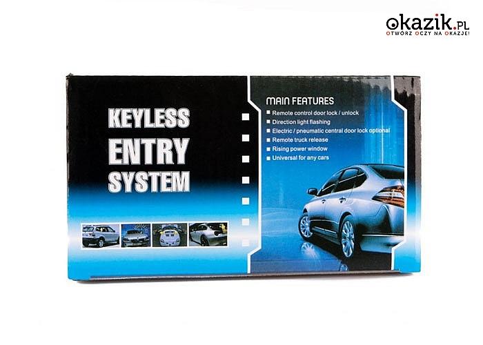 Sterownik zamka centralnego to urządzenie do sterowania podstawową elektryką w samochodzie