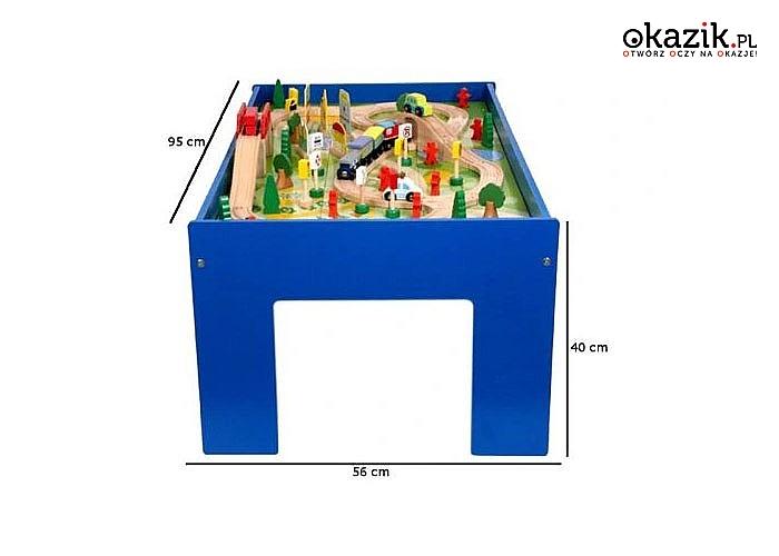 Ciekawa, interaktywna zabawka dla maluchów pozwoli na godziny długiej i ekscytującej zabawy