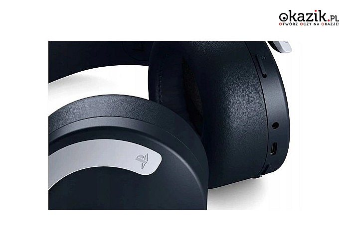 Nowa generacja dźwięku-bezprzewodowy zestaw słuchawkowy Sony PULSE 3D do konsoli PlayStation 5