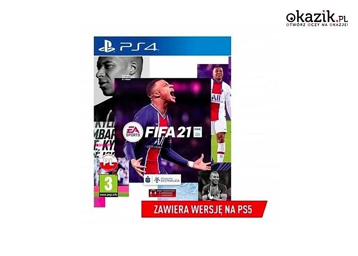 Doświadcz zupełnie nowej generacji niesamowitych gier z konsolą PS5