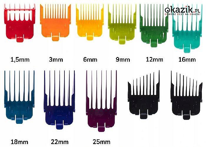 Strzyżenie staje się o wiele łatwiejsze i przyjemniejsze z Remington ColourCut