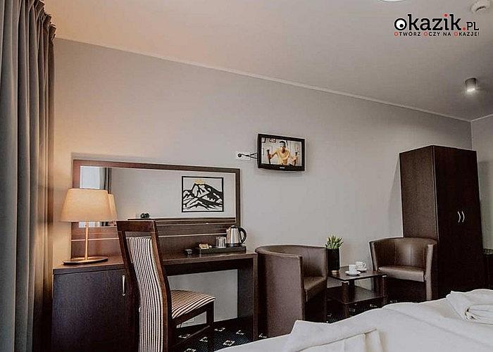 Karpacki & Spa w Karpaczu idealne miejsce na wakacje dla miłośników gór