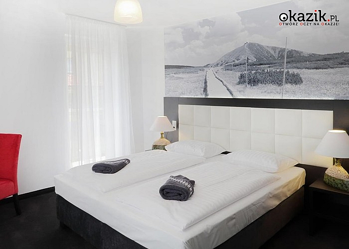 Miłośnikom górskiego klimatu proponujemy pobyt w urokliwym Karpaczu w nowoczesnej Villi